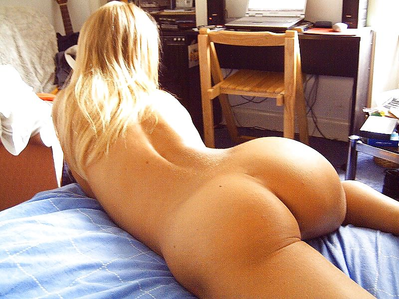 Nice butt by vanillatiger