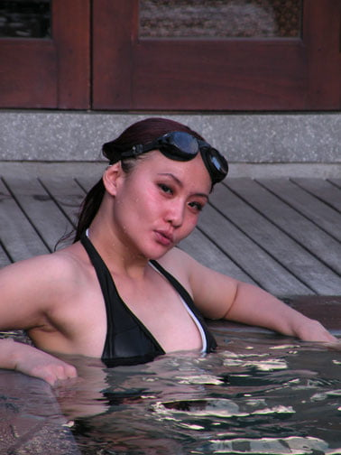 Asian milf nude pic