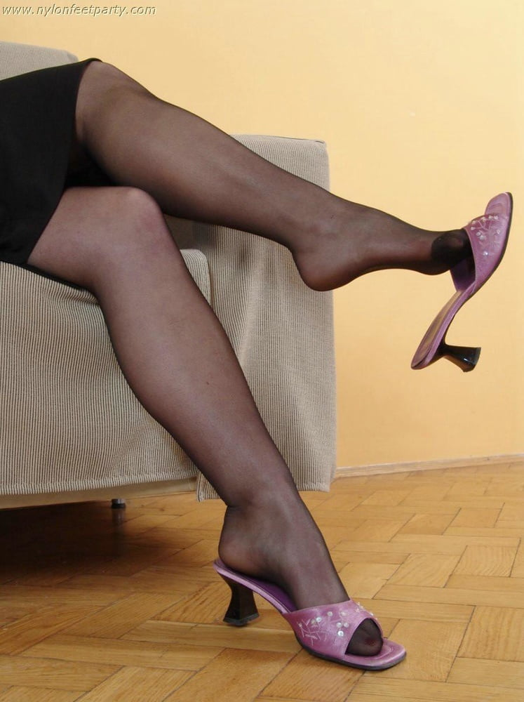 All around Nylons and Tights 8