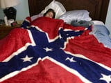 Confederate Flag Hairy Cunt and BBC Photoset
