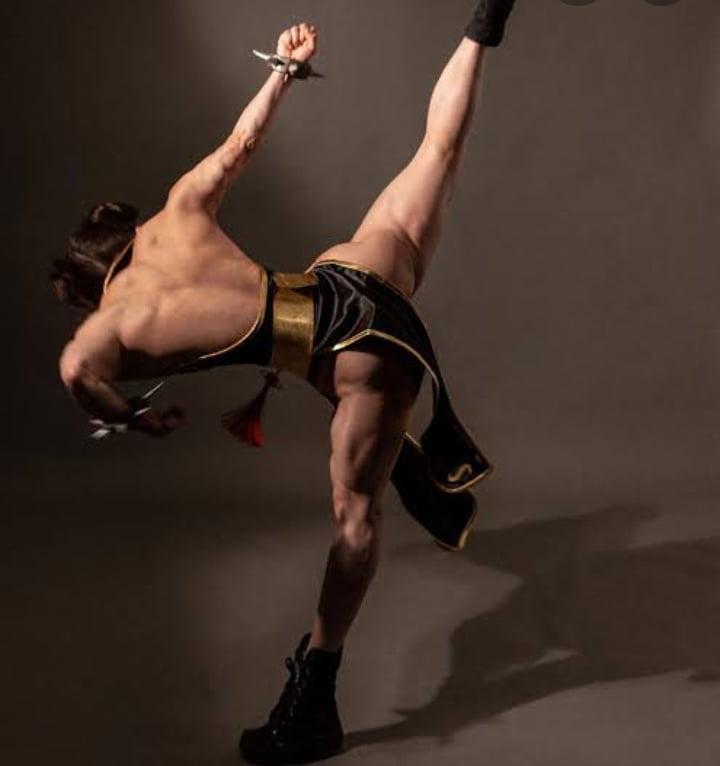 Ninja Girl Chin Li Horang - 9 Pics