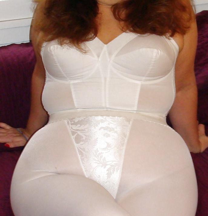 Lacehigh Waist Lingerieplus Size Pantieshandmade