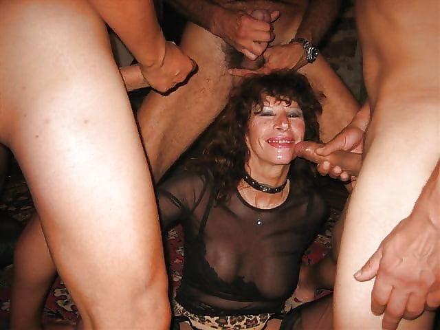 Black mature seduction