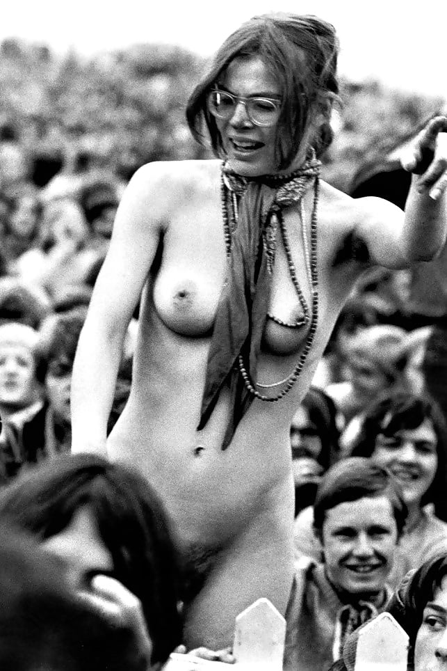 Naked Hippies