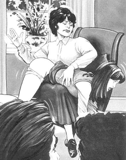 Old women otk spanking boys 5