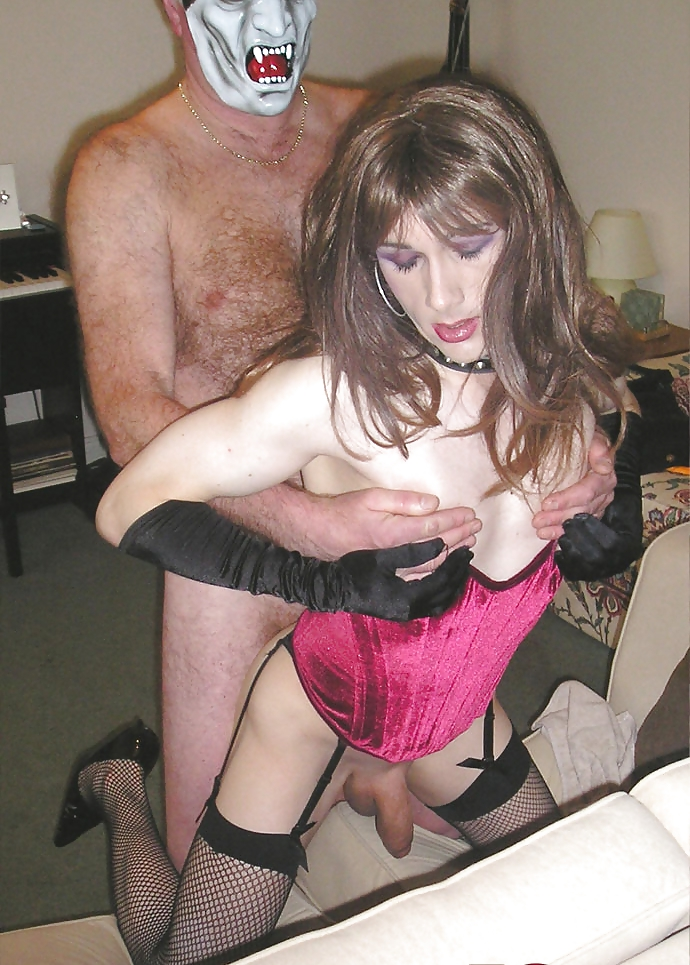 Husband crossdress sex occasional weird