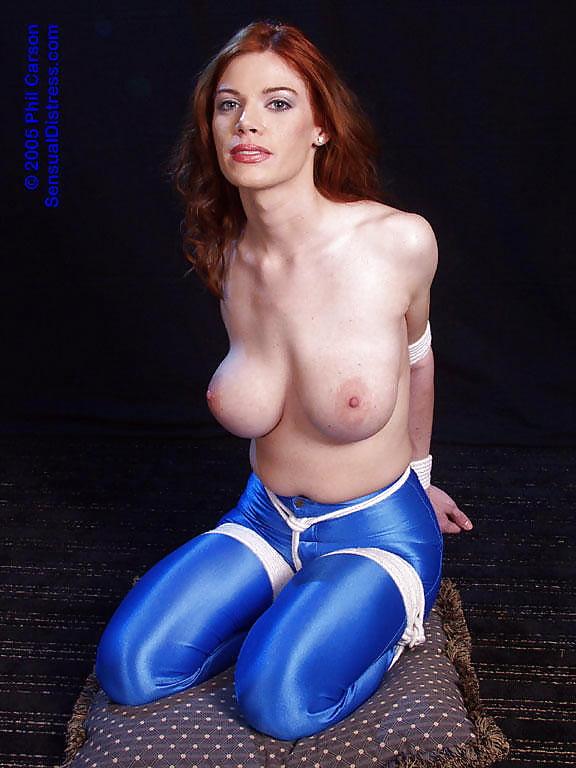 Melissa west nude