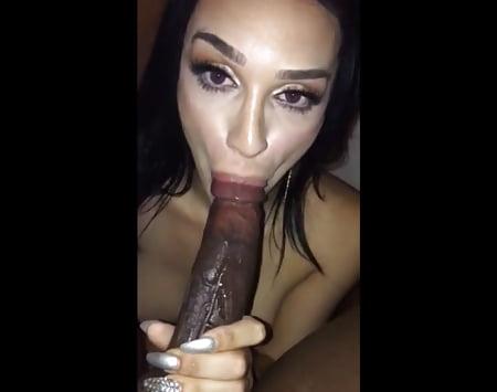 ts bbc xhamser blowjob trim Latina