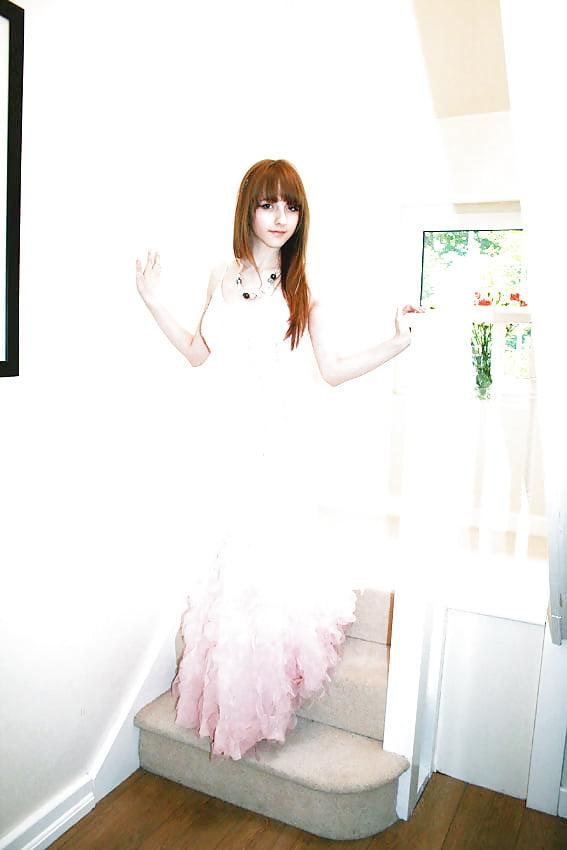 Midi evening dresses