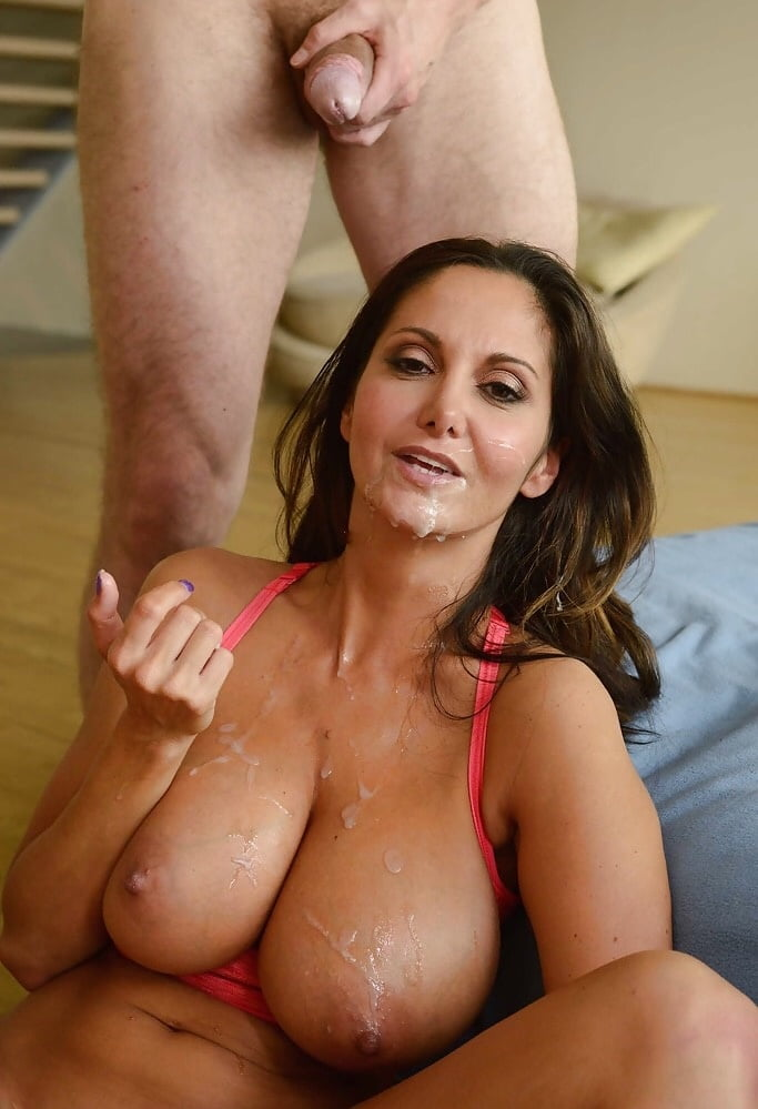 Mega Hot Mommy Milf Julia Ann Gets Tits Fucked By Big Dick
