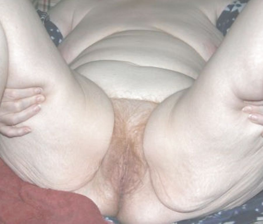 Nude fat old ladies