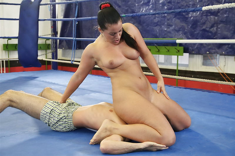 Sexwrestling mixed