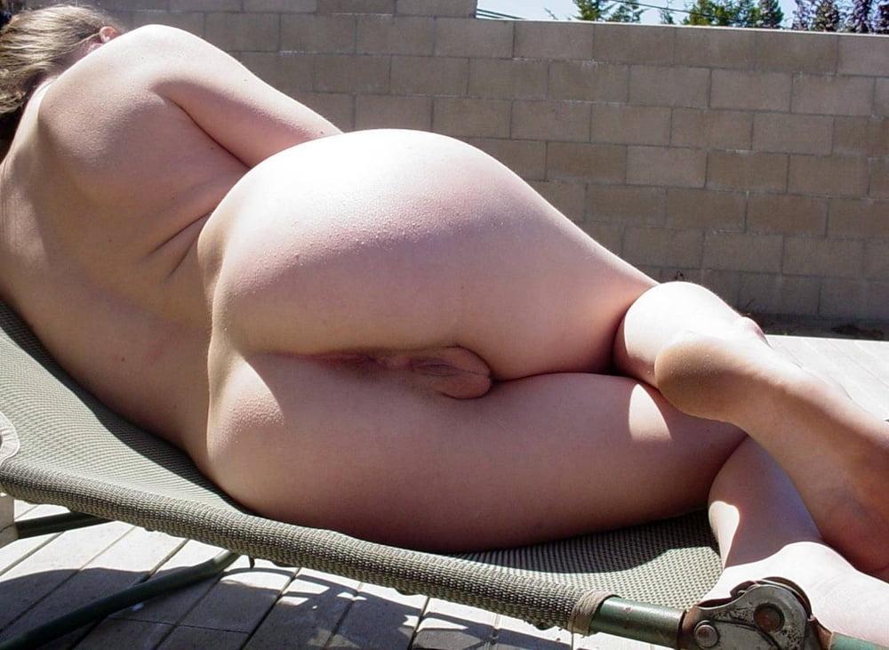 Naked Butt Shots