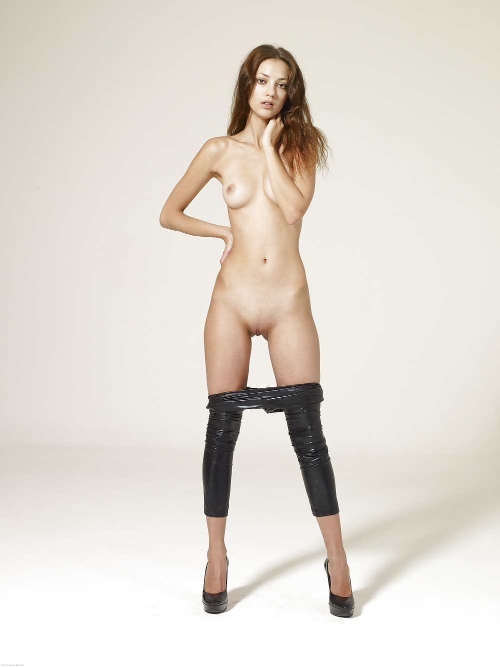 Odette annable nude in banshee the thunder man odette annable