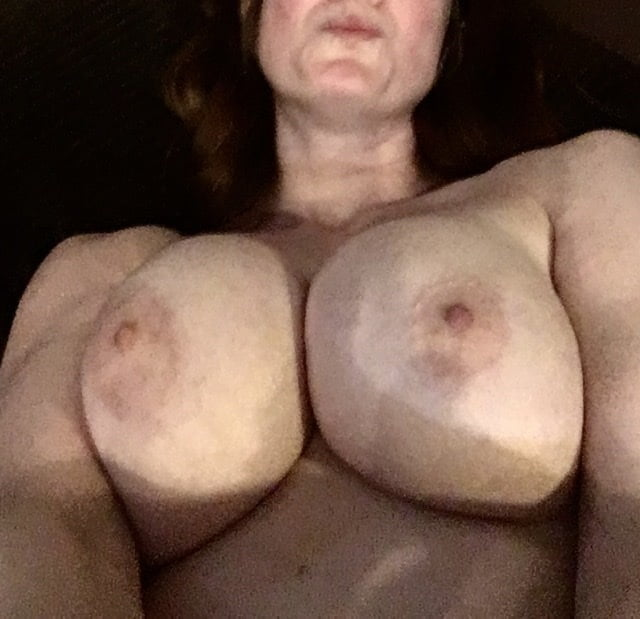 Massive old tits