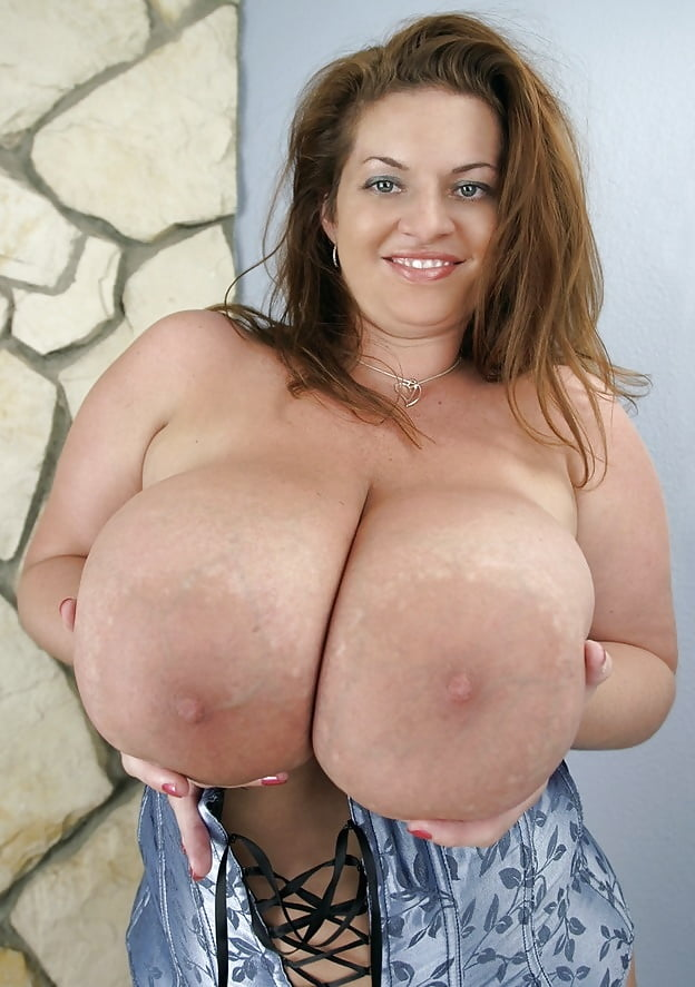 Maria Moore Pops Her Big Tits Out Of Her Dress