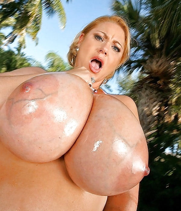 Blonde Samantha With Veiny Massive Tits Gets Filled 1