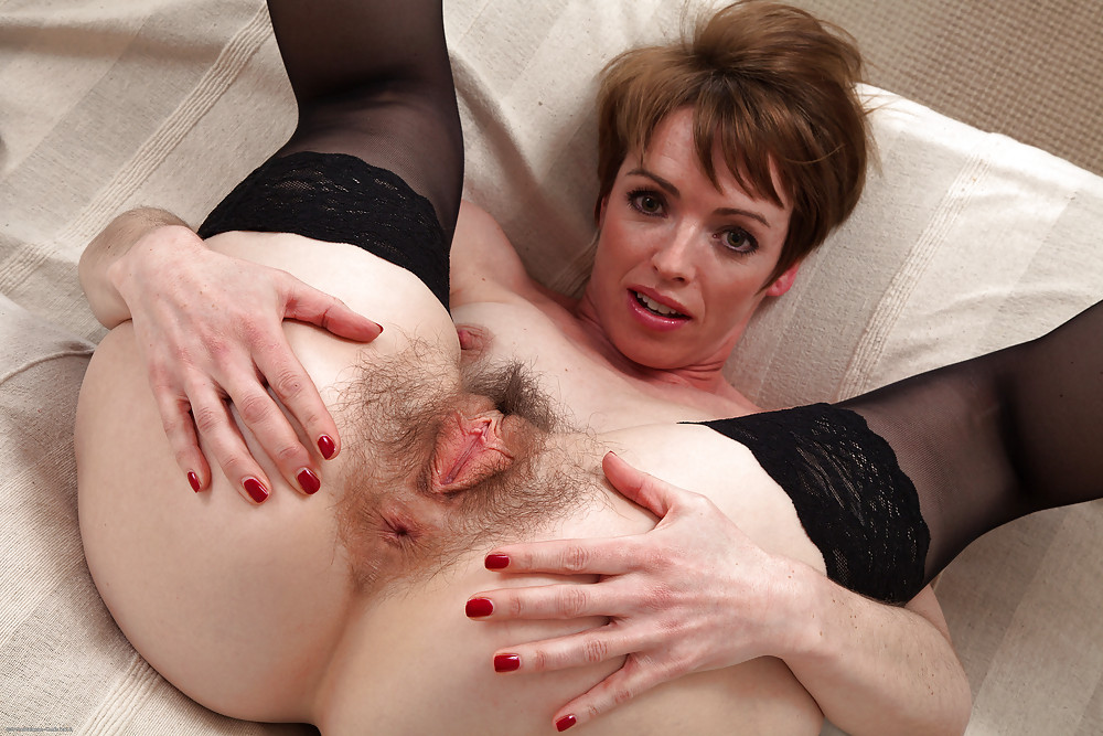 Mature hairy anal free porn images