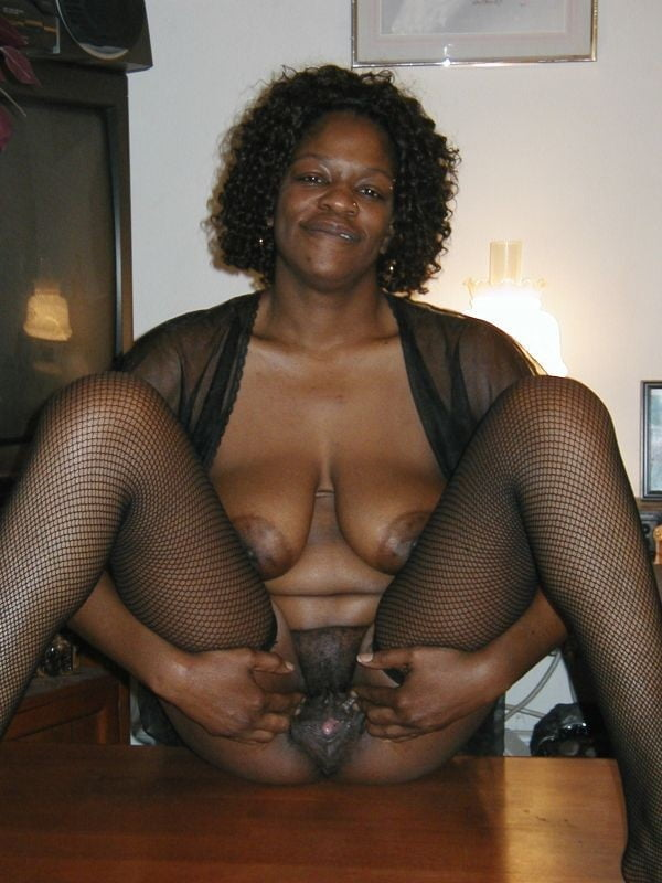 Nude mature black female porn — photo 9