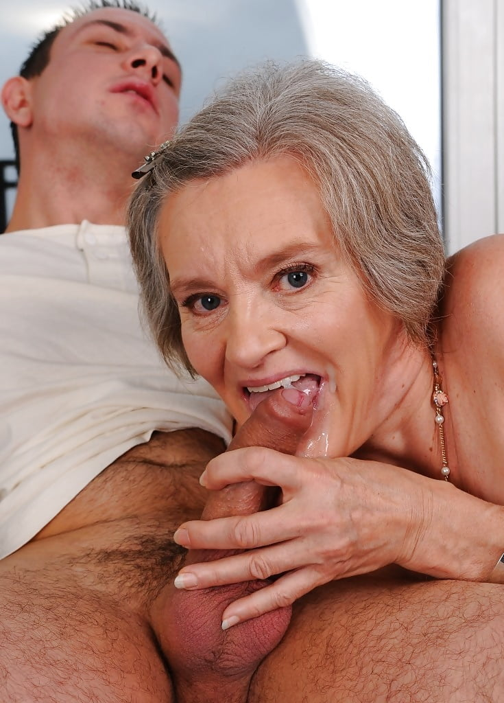 Grandma wants my dick