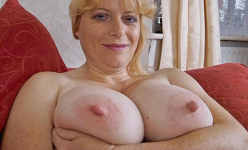 Big mature breast clips
