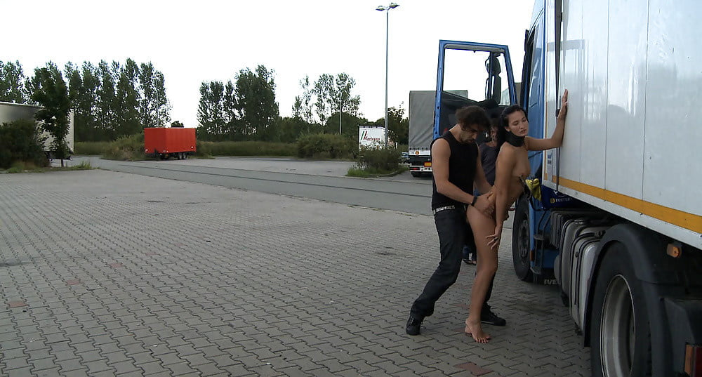 Truck Stop Hooker Porn Pics