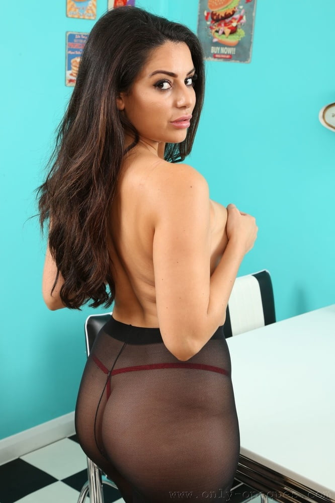 All around Nylons and Tights 9