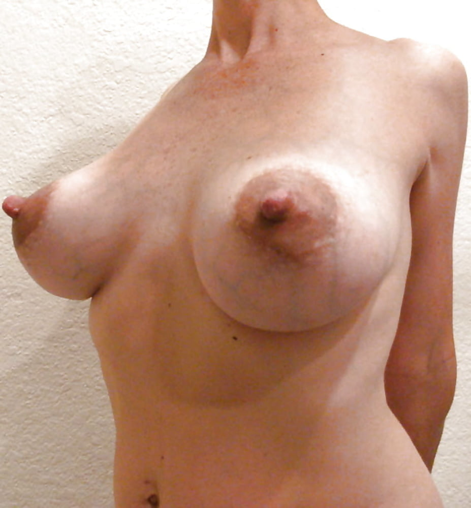 Tits perky pear shaped