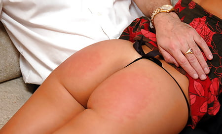 will spank you She