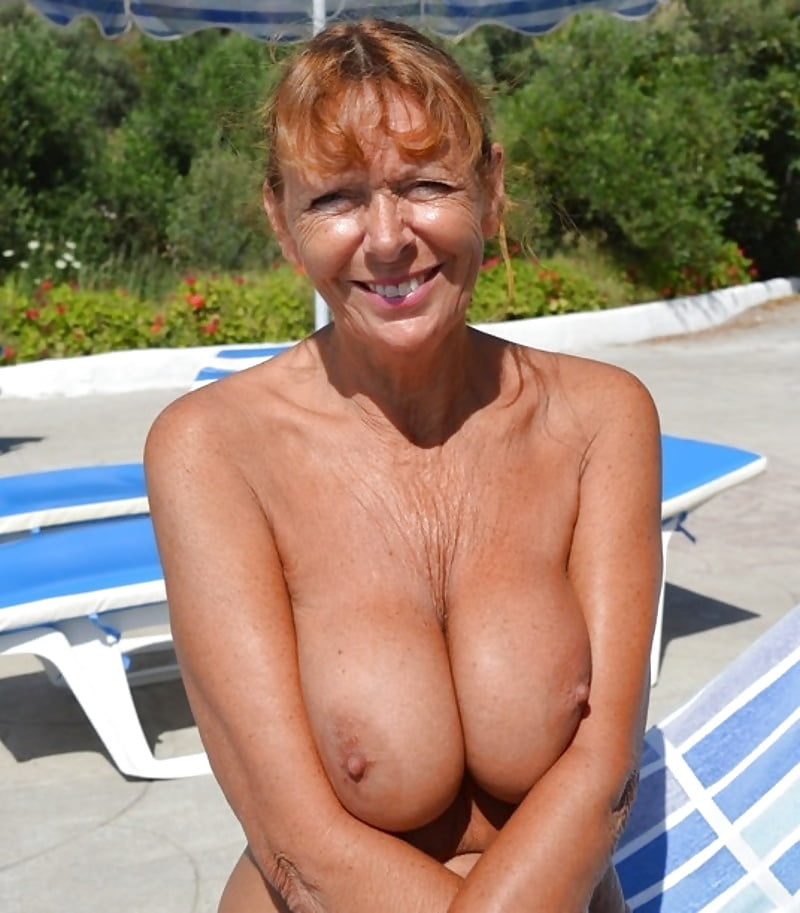 Old women tanned pics