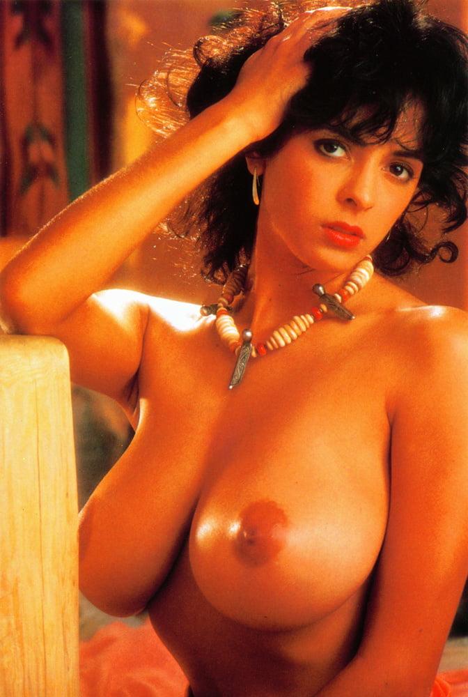 Naked roberta vasquez in playboy magazine ancensored