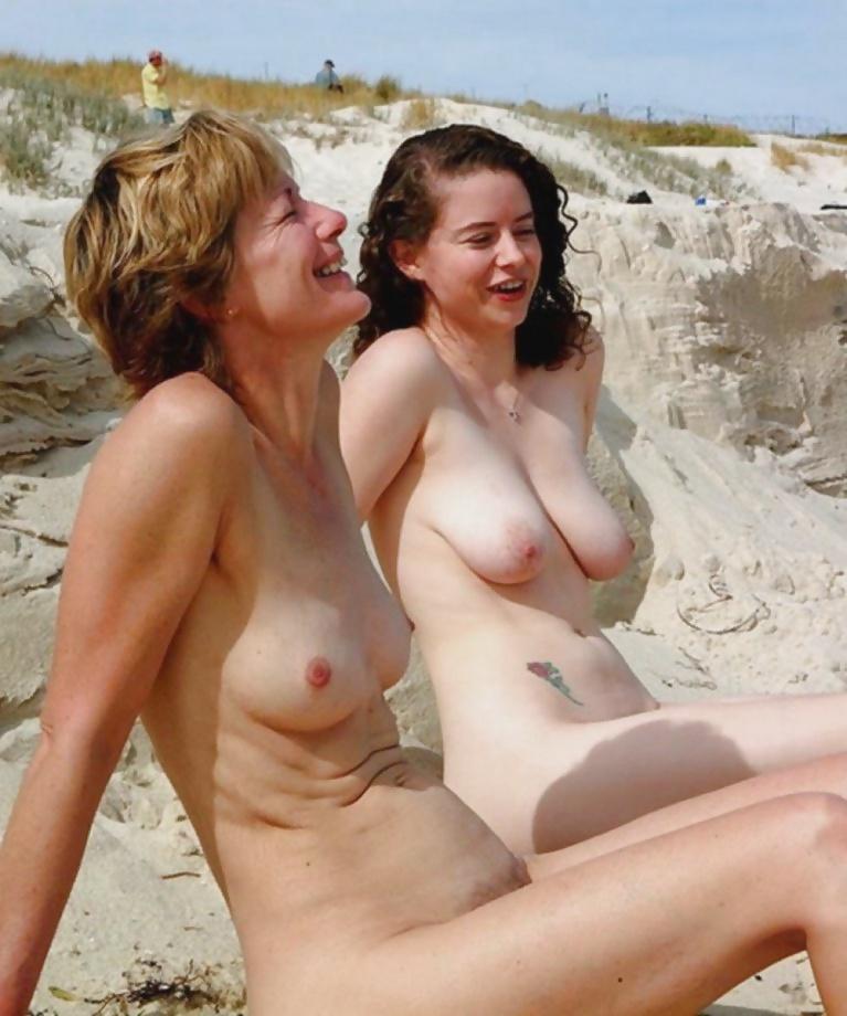 mom-and-son-naked-on-beach-porn
