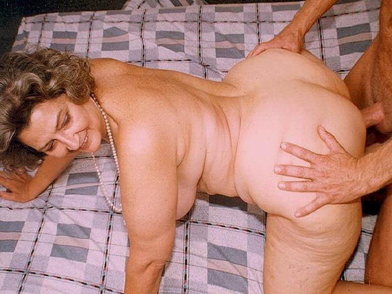 Granny grace video sex