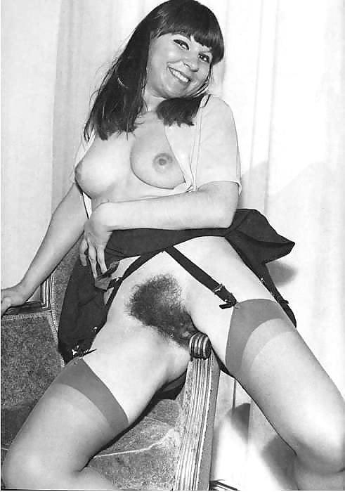Vintage erotica forum hairy