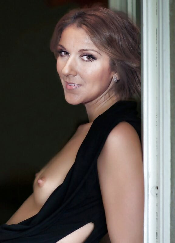 See and save as celine dion fakes porn pict