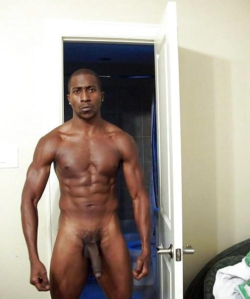 Naked sexy black boys