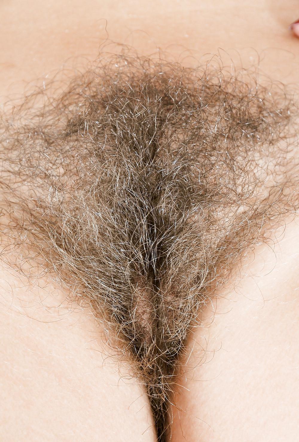 Gray hair women spread