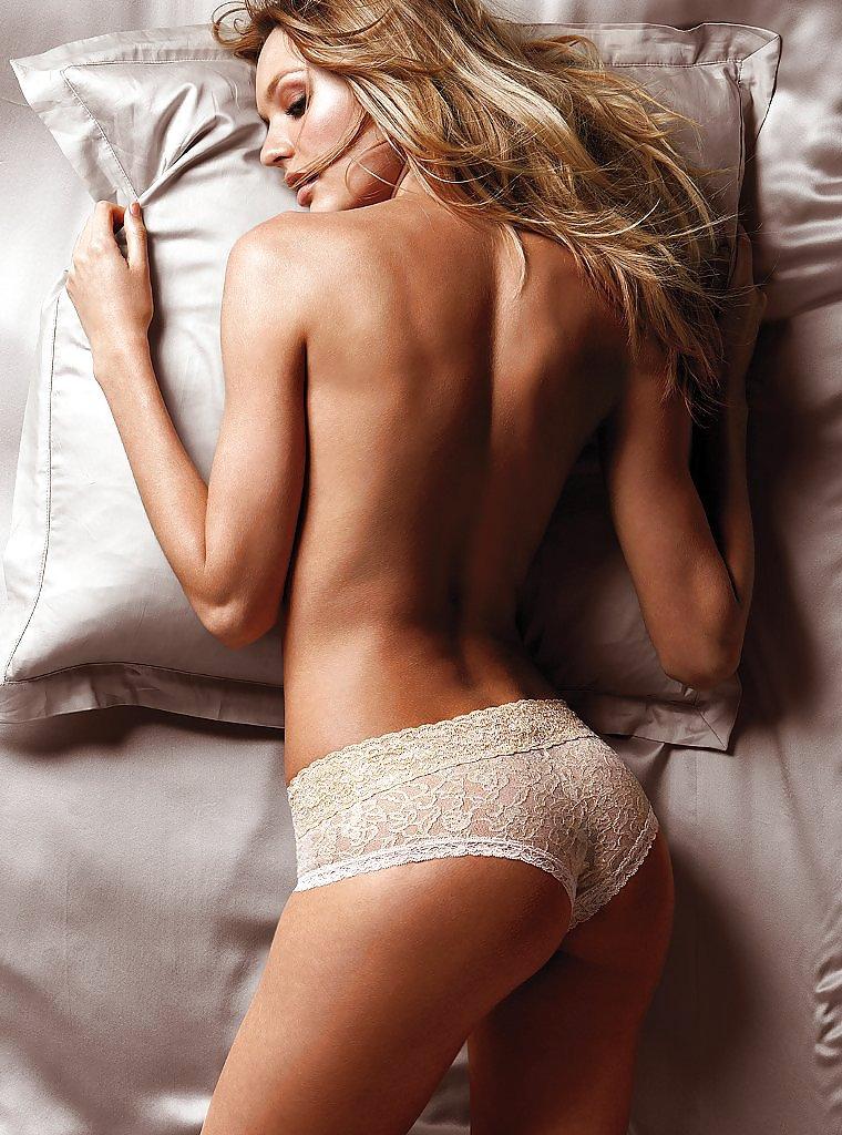Candice Swanepoel Celebrity Sexy Blonde Supermodel Lingerie Forumophelia 1