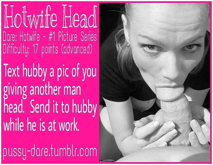 hotwife dares