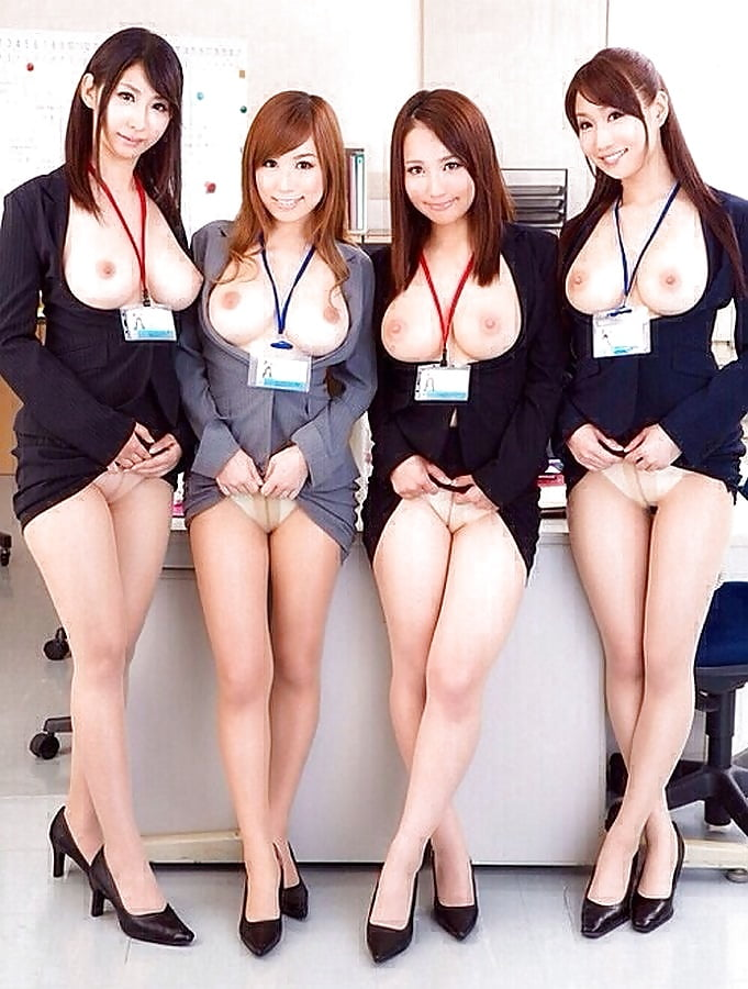 Office Sex Japan Topless