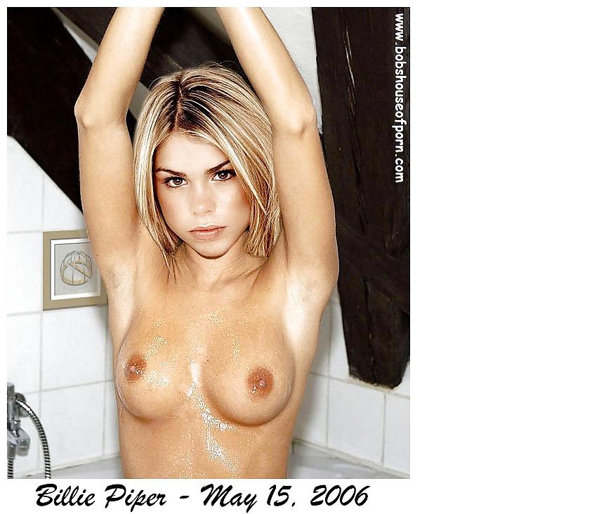 Billie Piper Nude Celeb Pics