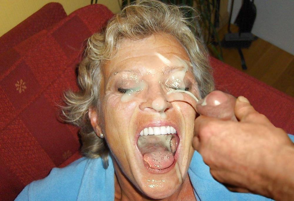 Granny facial video s family videos