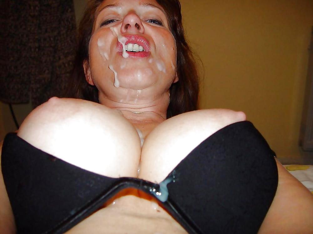 Пышки в сперме фото