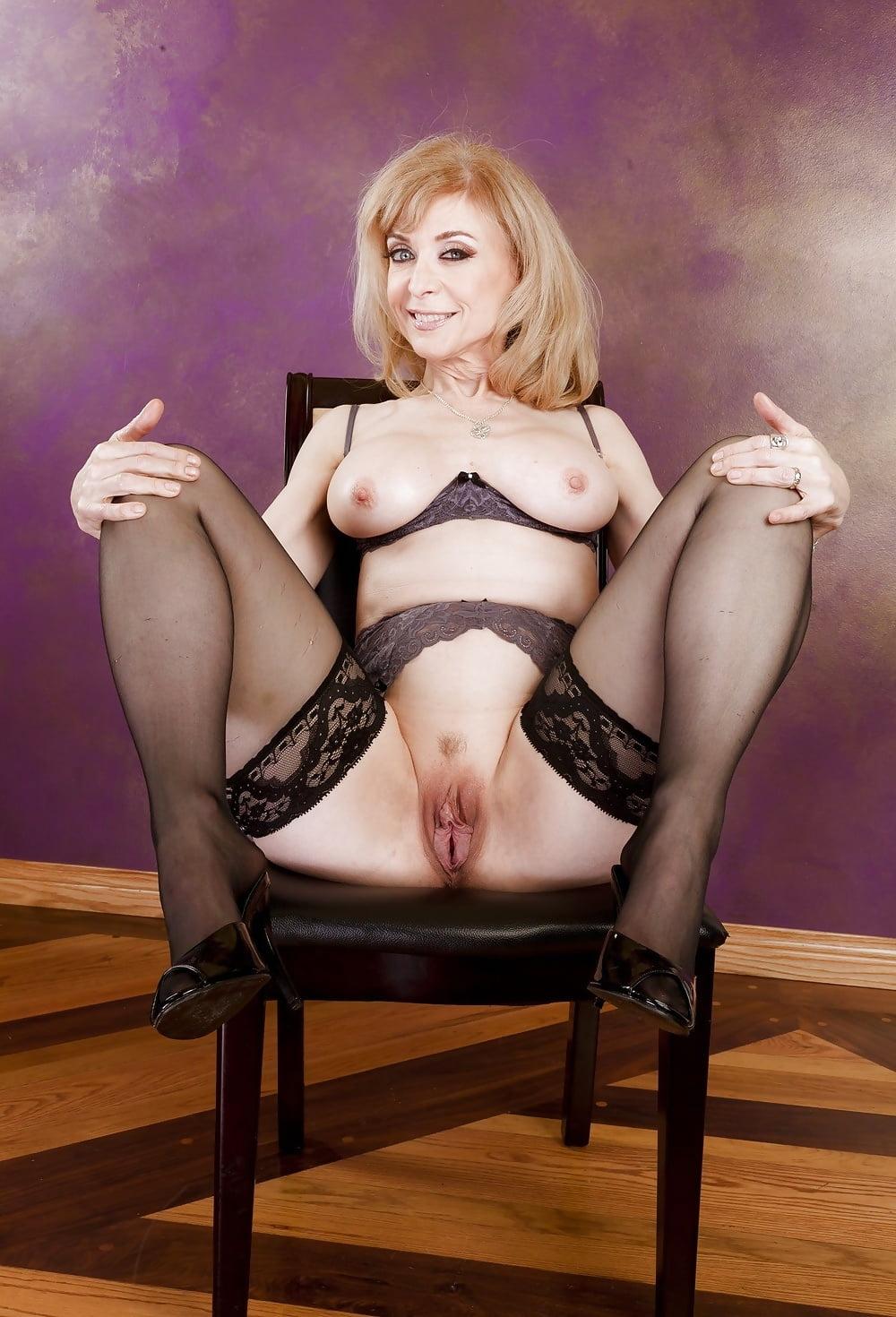 Nina hartley spread ass
