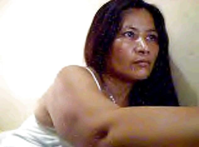 Pinay webcam masturbation