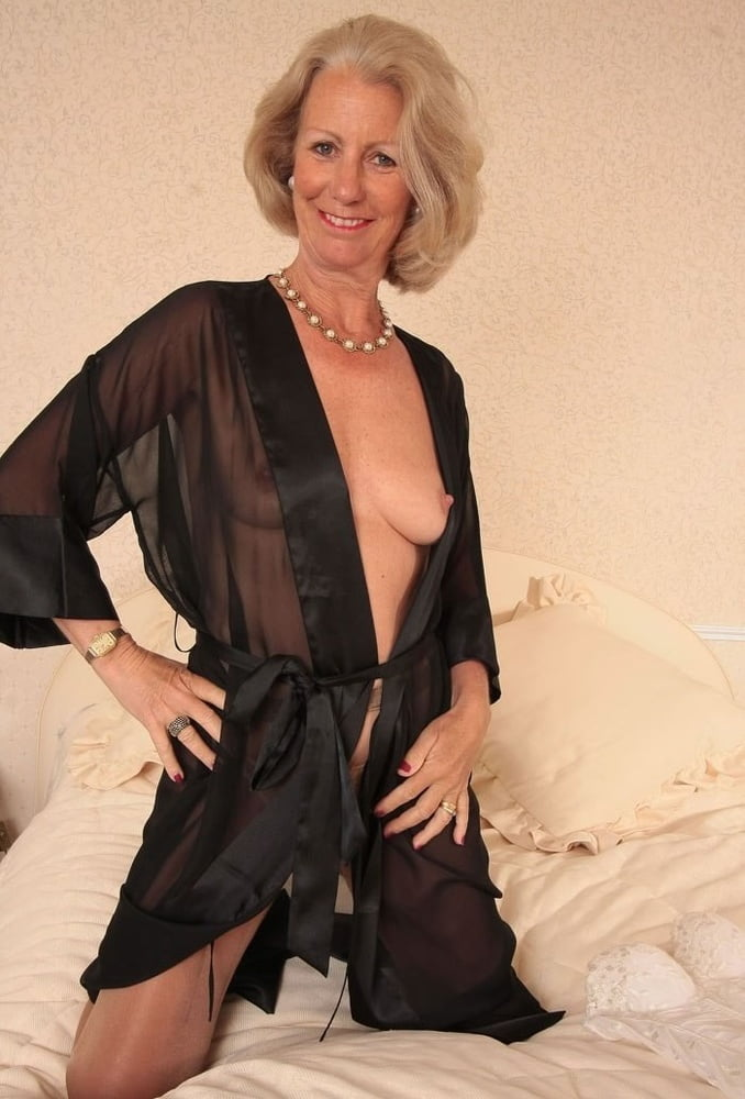 Classy grannies naked