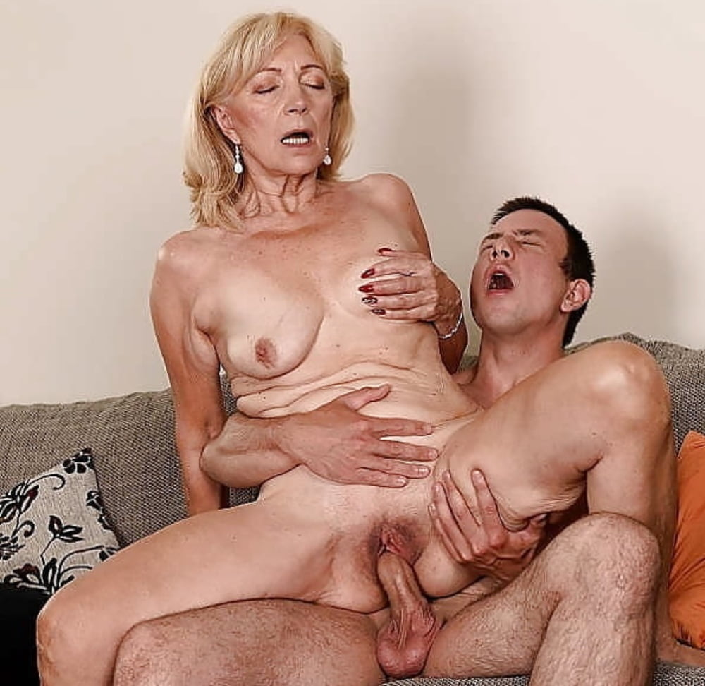 Granny vs young sex, naked titless babes