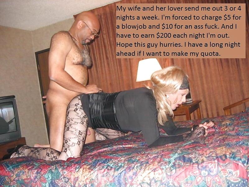 slave domination exhibitionist Blackmail