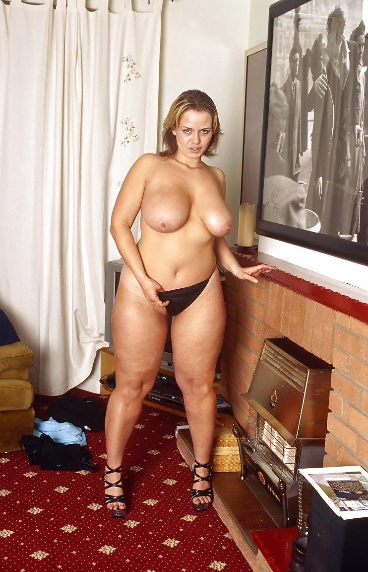 Curvy mature photo