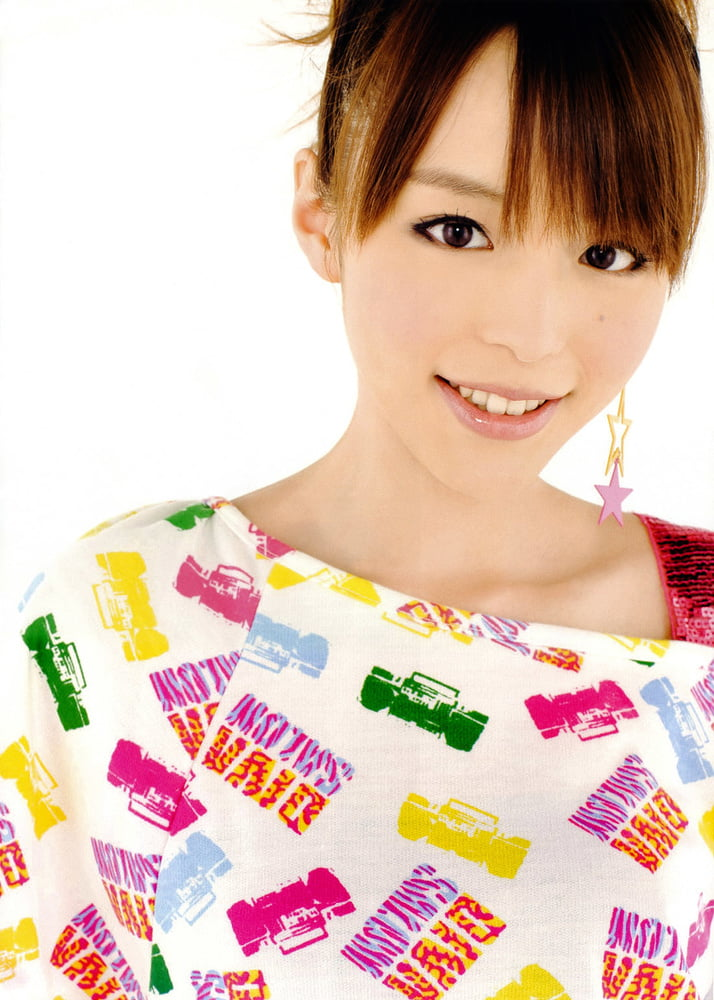 Aya Hirano - 16 Pics